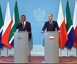 Wizyta wiceprezydenta RPA w Polsce. Co może dać współpraca?