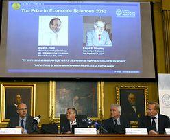 Nobel z ekonomii 2012. Znamy laureatów