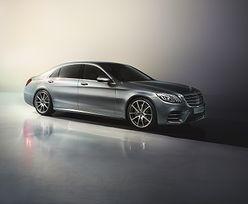 Numer 1 wśród limuzyn klasy wyższej wciąż zaskakuje. Mercedes-Benz klasy S doczekał się liftingu.