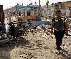 Kolejne ofiary - Turkmeni i szyiccy pielgrzymi