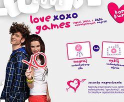 Love Games XOXO. Allegro intensywnie na walentynki