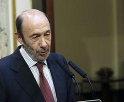 Hiszpania: Alfredo Perez Rubalcaba wycofuje się, partia traci lidera