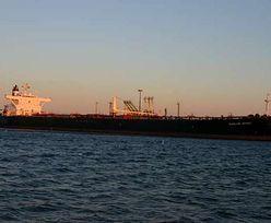 Historyczna chwila. Grupa Lotos odebrała pierwszy transport ropy z USA