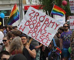 Marsz Równości w Krakowie. Były próby zakłócenia