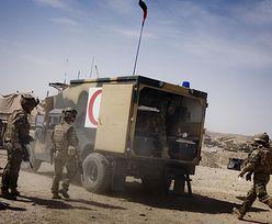 Walki w Afganistanie. Atak samobójczy na konwój wojsk ISAF