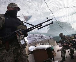 """Lider separatystów: """"Moi ludzie przetrzymują obserwatorów OBWE"""""""