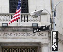 Wall Street: Nieduże spadki. Valeant traci 10 mld dolarów