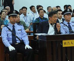 Amnesty International o hipokryzji władz chińskich w walce z korupcją