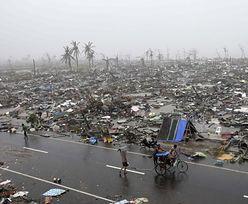 Rusza zbiórka pieniędzy na rzecz ofiar na Filipinach