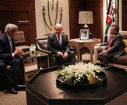 Spotkanie Kerry-Netanjahu-Abdullah II w sprawie przemocy w Jerozolimie