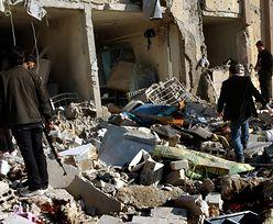 Syria: Ponad 80 ofiar podwójnego wybuchu na uniwersytecie w Aleppo