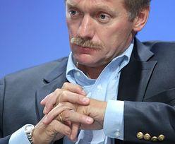 Konflikt między Rosją i Ukrainą zaostrza się