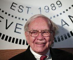 Warren Buffet przekazał ponad trzy miliardy dolarów na dobroczynność