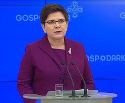 Beata Szydło zachwala wpływ Rodziny 500+ na gospodarkę. Sprawdzamy, jak jest naprawdę