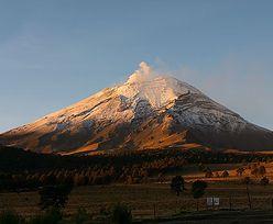 Meksyk: uaktywnił się wulkan Popocatepetl