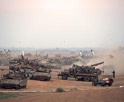 Izrael odpowiada ogniem na wystrzelenie pocisków rakietowych z Libanu