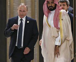 Książę podbija ceny ropy. Baryłka czarnego złota blisko dwuletniego rekordu