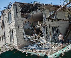 Walki na Ukrainie. Co z załogą zestrzelonego samolotu wojskowego?