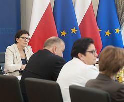 Kampania wyborcza. Ewa Kopacz nie ujawnia kosztów wyjazdowych posiedzeń rządu
