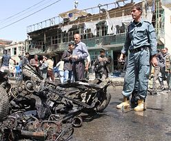 Zamachy w Afganistanie. W Kabulu zginęło 15 osób