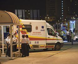 Zderzenie promów w Hongkongu. Rośnie liczba ofiar