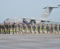 Amerykańskie wojsko dotarło na Litwę