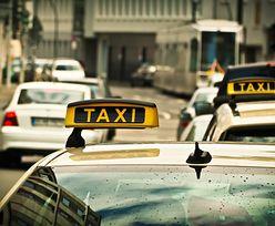 Taksówkarze zablokują ulice w kilku miastach. Chcą, by rząd walczył z nielegalnymi przewoźnikami