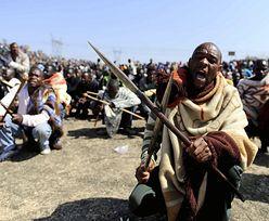 RPA: Górnicy walczą z policją. Nie żyje 36 osób