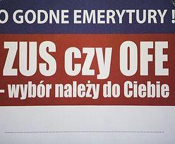 Polacy sami zdecydują czy chcą oszczędzać w OFE?