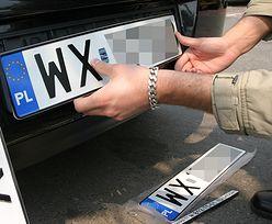 Piotr Liroy-Marzec chce dożywotnich tablic rejestracyjnych. Czekamy też na inne przepisy