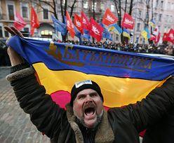 Automajdan u prezydenta Janukowycza