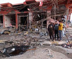 Irak: 21 zabitych w Bagdadzie podczas wizyty Ban Ki Muna