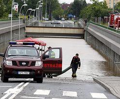 Strażacy interweniowali trzy tysiace razy