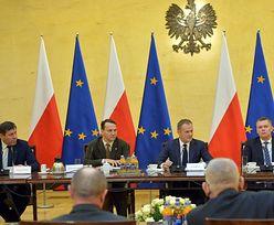 Wydarzenia na Krymie korzystne dla polskiego premiera i rządu?