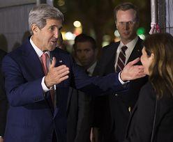 John Kerry w Izraelu. Wciąż wierzy w pokój