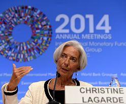 Kryzys na Ukrainie. Międzynarodowy Fundusz Walutowy będzie pomagał Ukrainie, pomimo sprzeciwu Rosji