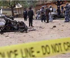 Zamachy w Nigerii. Dwie dziewczynki wysadziły się w powietrze