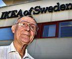 Ingvar Kamprad, założyciel Ikea