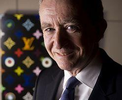 Bernard Arnault, najbogatszy człowiek Francji chce zmienić obywatelstwo