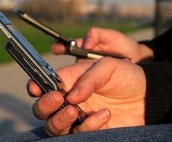 Telefonia komórkowa w Wielkiej Brytanii. Wypuścili sztangę do ćwiczenia kciuka