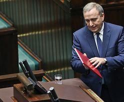 Grzegorz Schetyna w Sejmie o wejściu Polski do strefy euro i bezpieczeństwie kraju. Premier i prezydent chwalą, opozycja krytykuje