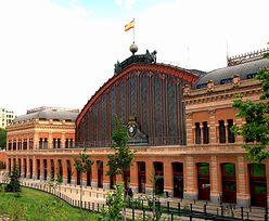 Ewakuowano stację kolejową w Madrycie