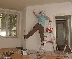Już nie maluje się mieszkania na komunię. Imprezy w restauracjach zmieniły rynek farb