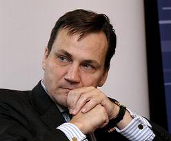 Opozycja podzielona, koalicja pewna swego. Radosław Sikorski pozostaje na stanowisku