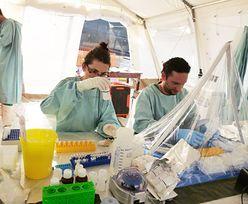 Ebola nie daje za wygraną. Pojawiły się nowe ogniska