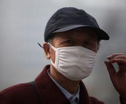 Zanieczyszczenie powietrza w Chinach. Smog sparaliżował miasto