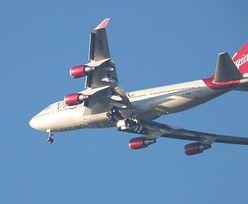 Awaryjne lądowanie w Londynie. Pilot miał problemy z podwoziem