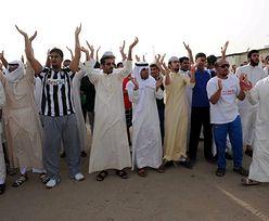 Protesty w Kuwejcie przeciwko decyzji emira