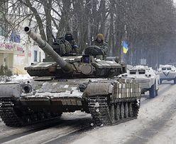Zaciekłe walki na wschodzie Ukrainy. Zginęło co najmniej 64 bojówkarzy