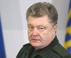Wojna na Ukrainie. Poroszenko do Merkel: świat powinien potępić agresora
